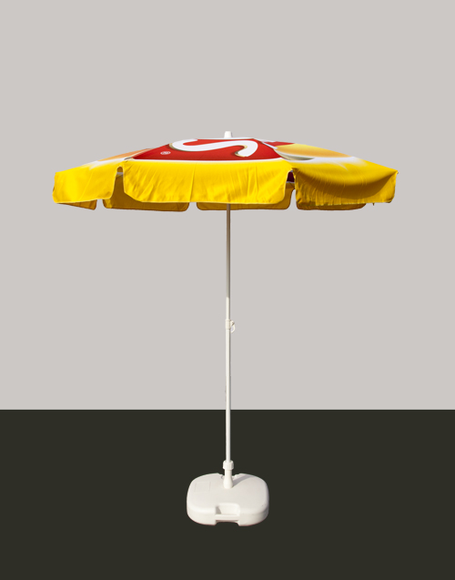 Umbrelă oțel 180/8, monodeck