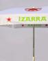 Umbrelă 200x200/4, patru paneluri
