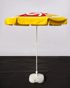 Umbrelă oțel 200/8, monodeck