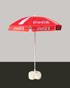 Umbrelă oțel 220/8, opt paneluri